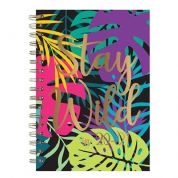 Tallon A5 Wiro 2020-21 Mid-Year Academic Diary (Week  to View) - Stay Wild